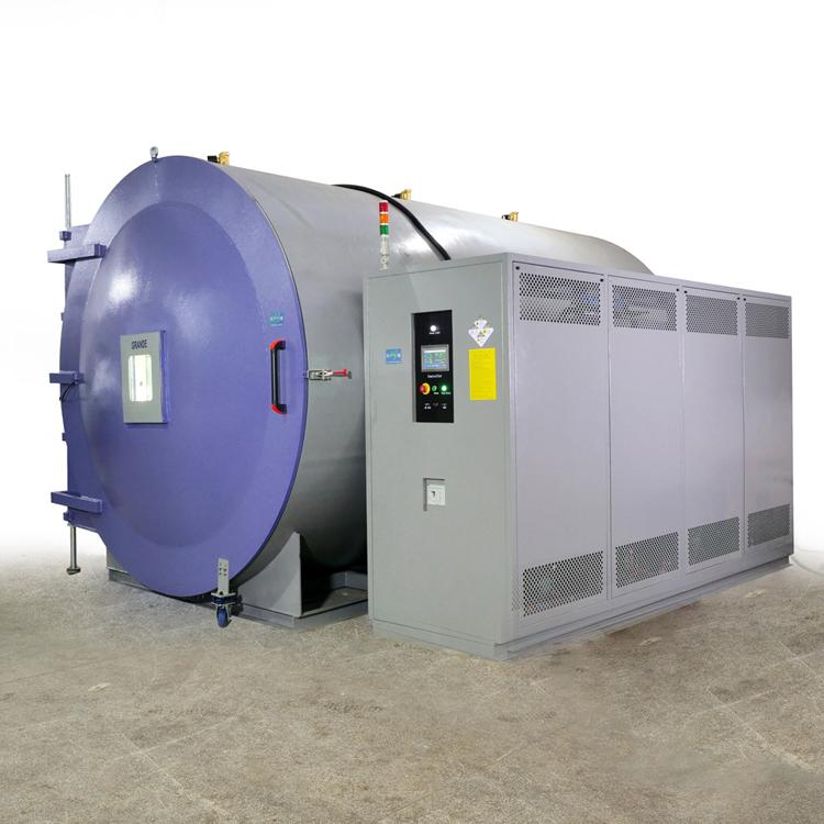 Термическая вакуумная испытательная система