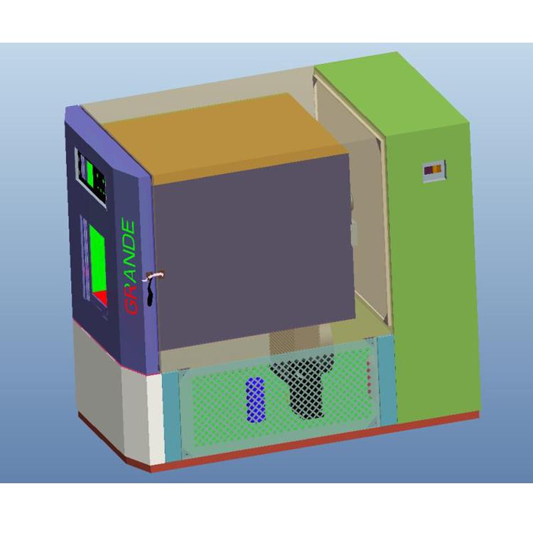 Полномасштабная камера испытания на выбросы ЛОС